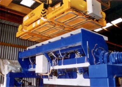 Vacuüm hijsgereedschap met kantelmachine keerwanden - Bosch Beton
