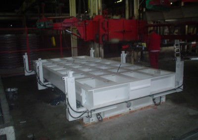 Triltafel vloerplaten - Martens Beton