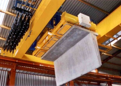 Vacuüm hijsgereedschap keerwanden - Bosch Beton