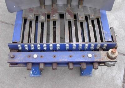 Blokken mal met verstelbare radius - Gipsbouw